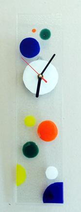 Workshop klokken van glas