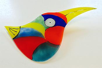 Workshop Vrolijke Vogels Marjo Dijkstra